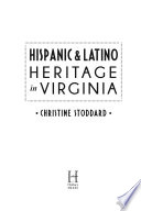 Hispanic   Latino Heritage in Virginia