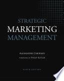 Strategic Marketing Management  9th Edition