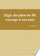 Papa de Pere en Fils