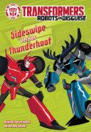 Transformers Robots in Disguise  Sideswipe Versus Thunderhoof
