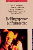 Die Filmgespenster Der Postmoderne