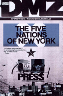 The Five Nations Of New York : unstable and could devolve into anarchy....