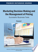 Marketing Decision Making And The Management Of Pricing