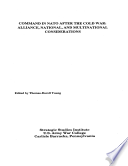 Command in NATO After the Cold War