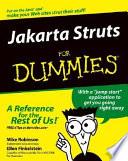 Jakarta Struts For Dummies