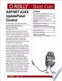 ASP NET AJAX UpdatePanel Control