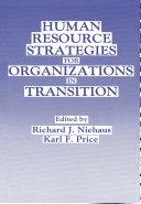 download ebook human resource strategies for organizations in transition pdf epub