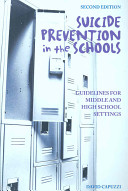 Suicide Prevention In The Schools