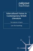 Intercultural Voices in Contemporary British Literature