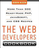 Web Developer s Cookbook