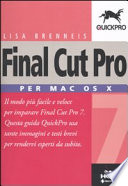 Final Cut Pro 7  Per Mac OS X