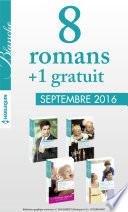 8 romans Blanche   1 gratuit  no1282    1285   Septembre 2016