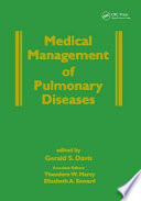 Medical Management of Pulmonary Diseases