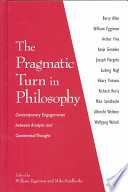 The Pragmatic Turn in Philosophy