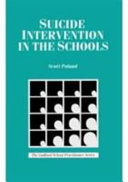 Suicide Intervention in the Schools