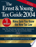 The Ernst Young Tax Guide 2004