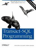 Transact-SQL Programming