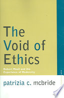 The Void of Ethics