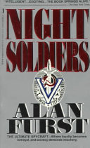 Night Soldiers : khristo stoianev is recruited by the soviet...