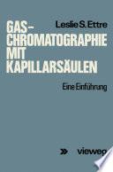Gas-Chromatographie mit Kapillarsäulen