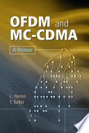 OFDM and MC CDMA