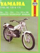 Yamaha TY50  80  125   175