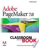 Adobe PageMaker 7 0