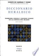 Diccionario heráldico