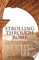Strolling Through Rome