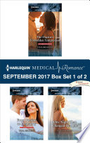 Harlequin Medical Romance September 2017   Box Set 1 of 2