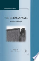 The German Wall