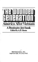 The Wounded generation Pdf/ePub eBook