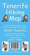 Tenerife Hiking Map