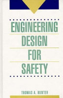 Engineering Design for Safety