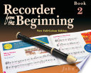 Recorder from the Beginning  Pupil s Book 2