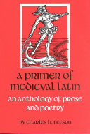 A Primer of Medieval Latin