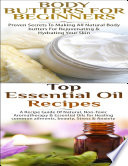 Body Butters for Beginners   Top Essential Oil Recipes