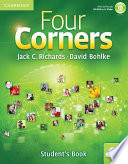 Four Corners Level 4 Student s Book A with Self study CD ROM