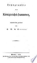 Beschreibung des Königreichs Hannover