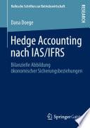 Hedge Accounting nach IAS/IFRS