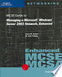illustration 70-291: MCSE Guide to Managing a Microsoft Windows Server 2003 Network, Enhanced