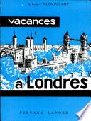 Vacances a Londres