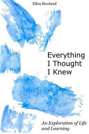 Everything I Thought I Knew Book PDF