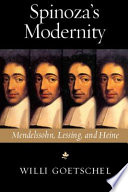 Spinoza s Modernity