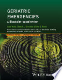 Geriatric Emergencies : in developed countries, reflected in the patient population...