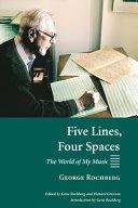 Five Lines  Four Spaces