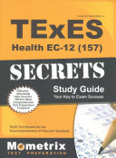 Texes  157  Health Ec 12 Exam Secrets Study Guide