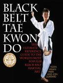 download ebook black belt tae kwon do pdf epub