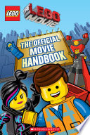 The Official Movie Handbook Lego The Lego Movie