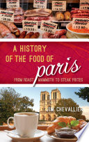 Book A History of the Food of Paris